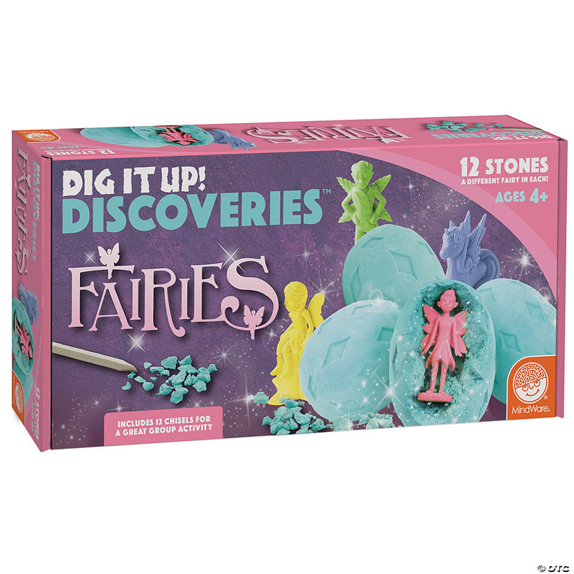Dig It Up! Discoveries: Fairies Audio Thumbnail