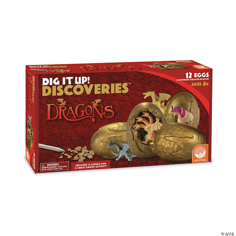 Dig It Up! Dragon Eggs