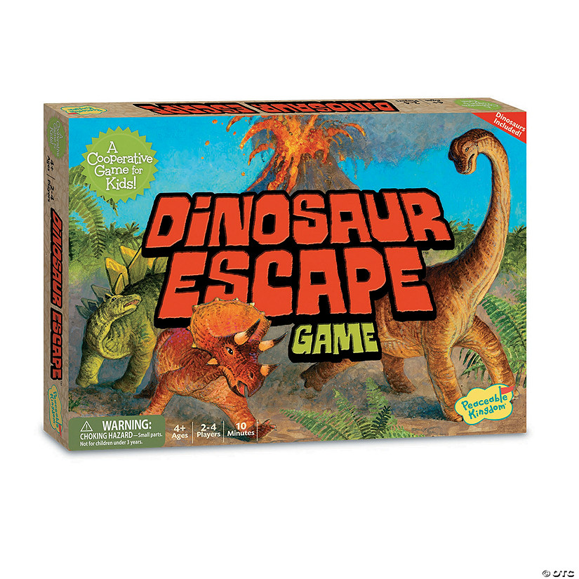 Dinosaur Escape Audio Thumbnail