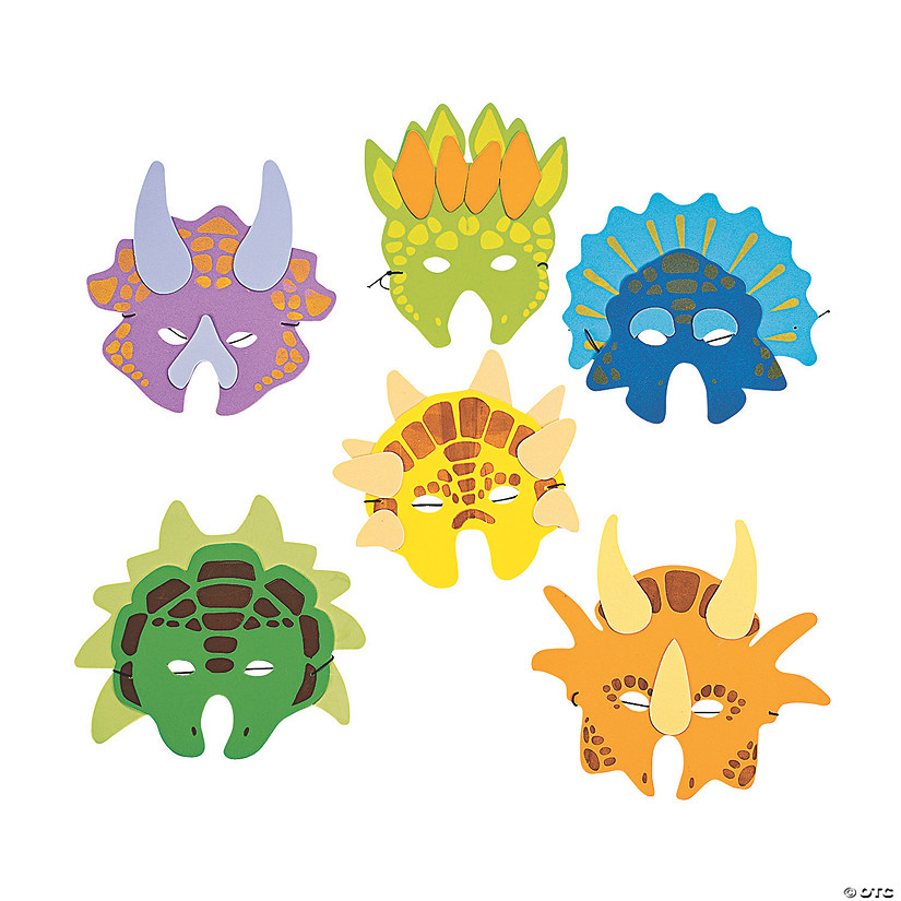 Dinosaur Masks Audio Thumbnail