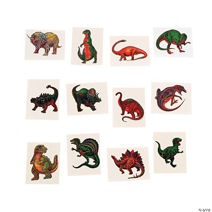 Dinosaur Tattoos Audio Thumbnail