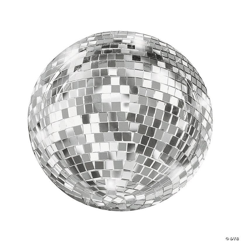 Disco Ball Dessert Paper Plates Audio Thumbnail