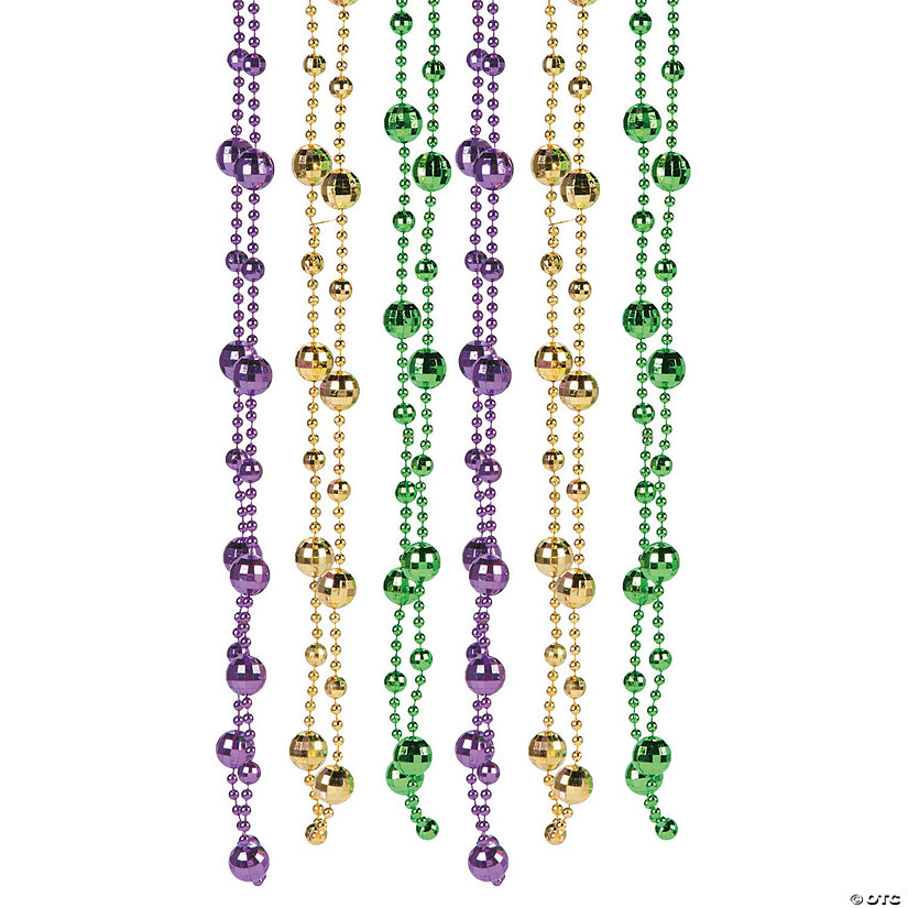 Disco Mardi Gras Beads Audio Thumbnail
