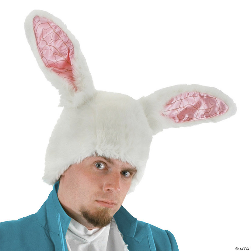 Disney Alice in Wonderland White Rabbit Hat Audio Thumbnail
