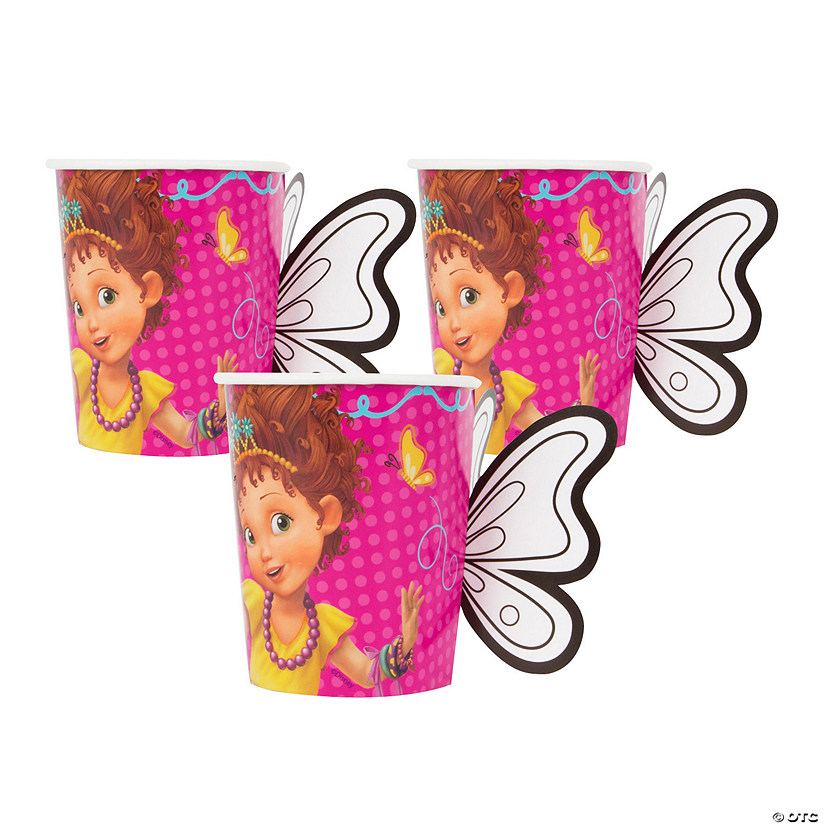 Disney Fancy Nancy Paper Cups Audio Thumbnail