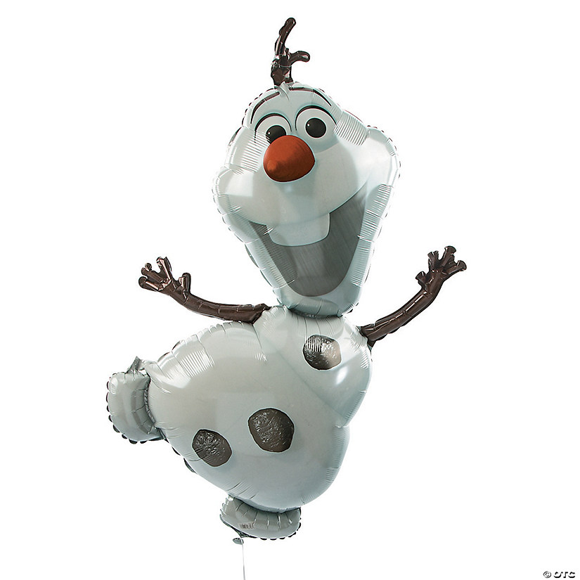 "Disney Frozen Olaf 23"" Mylar Balloon Audio Thumbnail"
