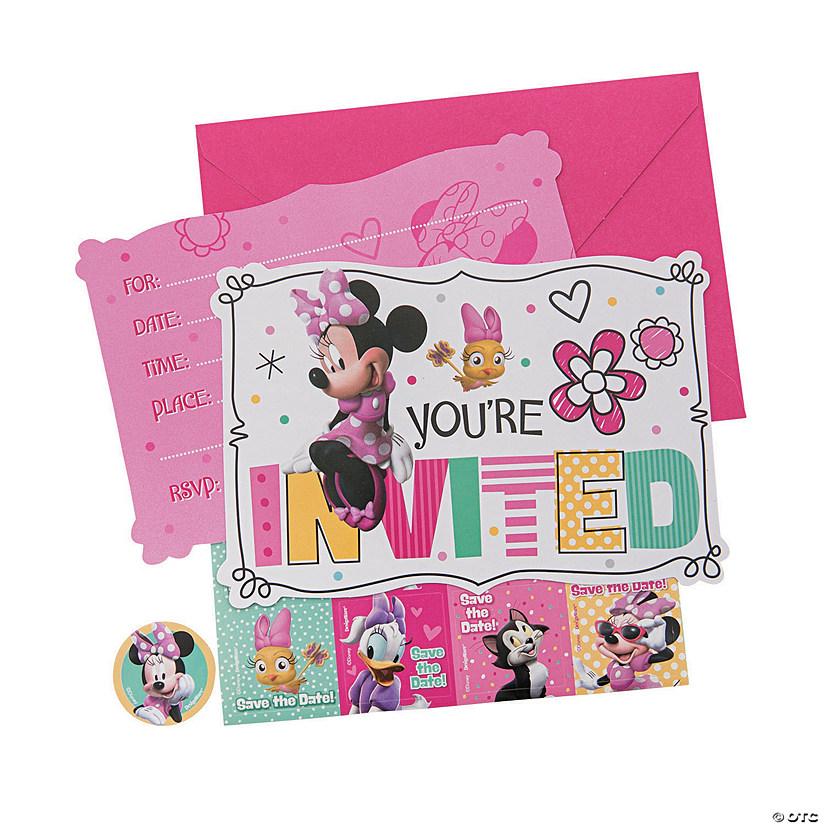 Disney Minnie S Happy Helpers Invitations13814052