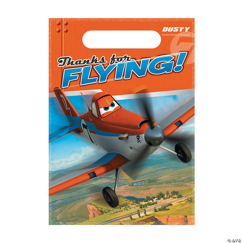 Disney Planes Favor Bags Audio Thumbnail