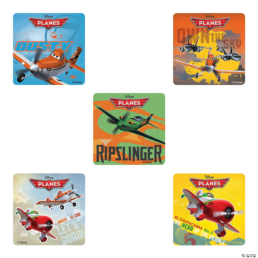 Disney Planes Stickers