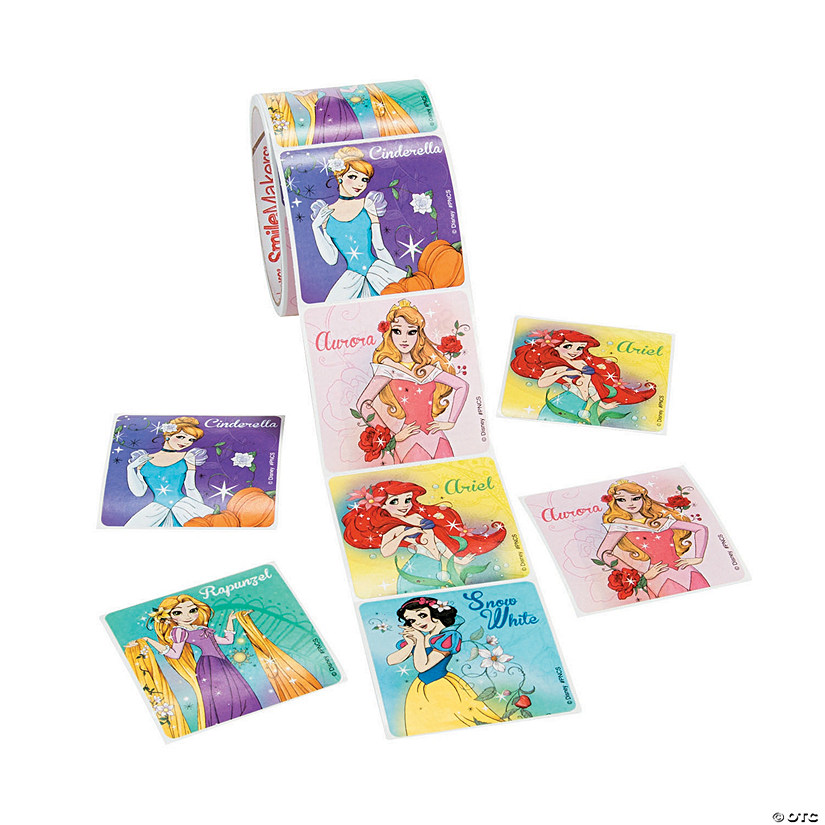 Disney Princess Stickers Audio Thumbnail