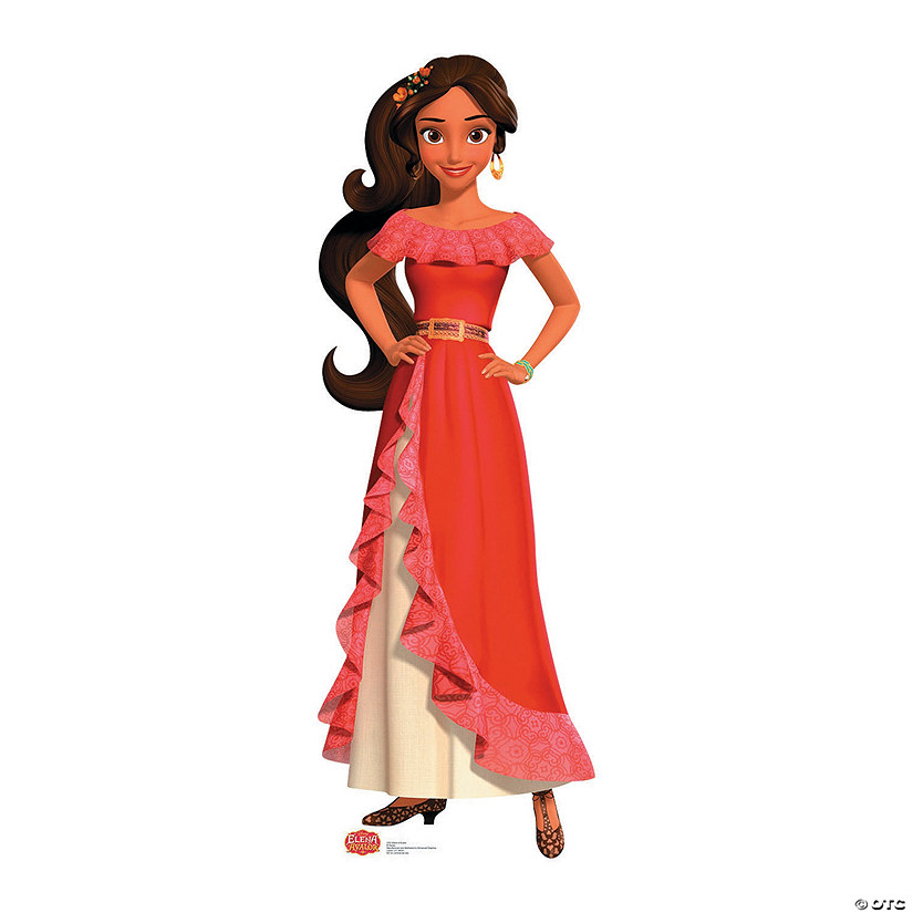 Disney's Elena of Avalor Stand-Up Audio Thumbnail