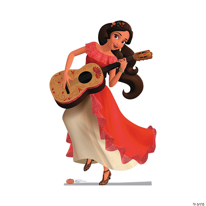Disney's Elena of Avalor with Guitar Stand-Up Audio Thumbnail
