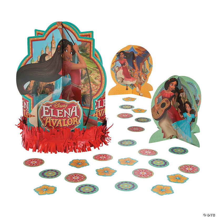 Disney's Elena Paper Table Decorating Kit