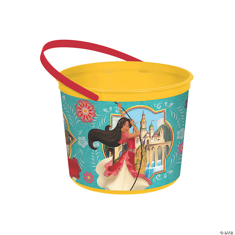 Disney's Elena Plastic Favor Pail Audio Thumbnail
