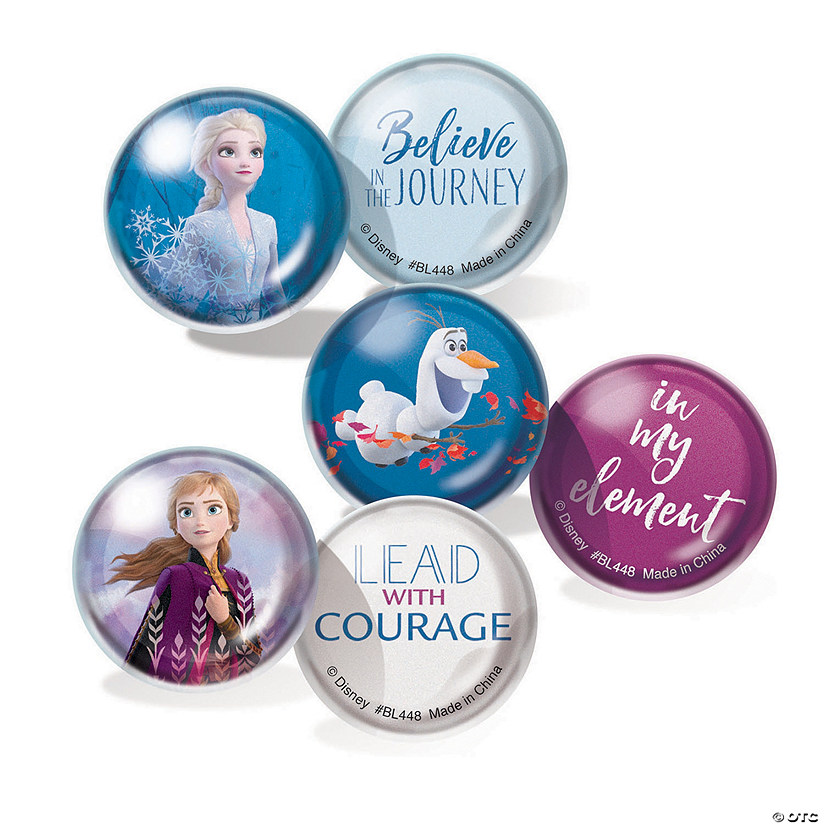 Disney's Frozen II Bouncy Balls Image Thumbnail