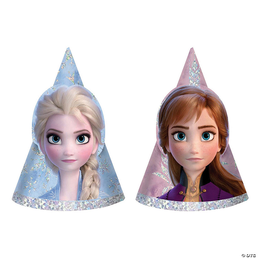 Disney's Frozen II Cone Party Hats Audio Thumbnail
