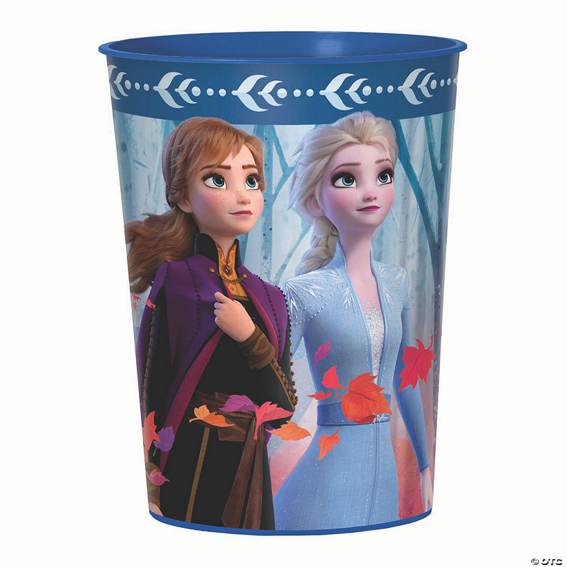 Disney's Frozen II Metallic Plastic Favor Cup Audio Thumbnail