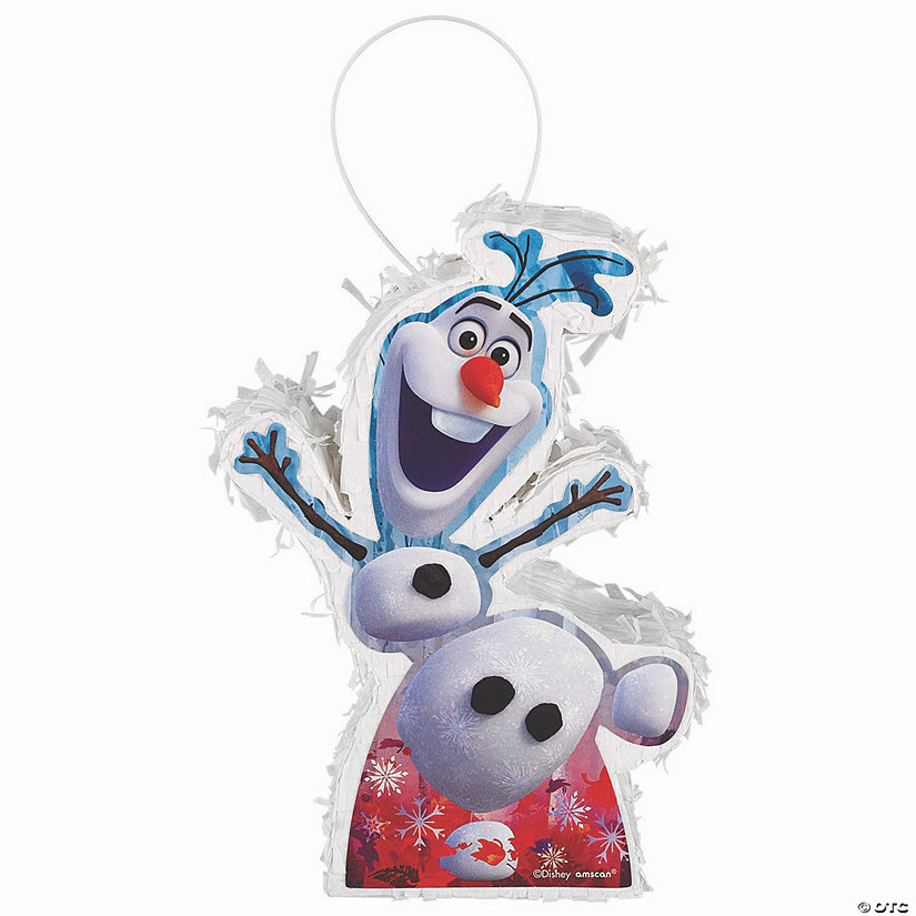 Disney's Frozen II Mini Olaf Decoration Image Thumbnail