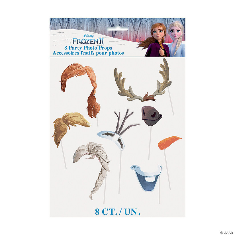 Disney's Frozen II Photo Stick Props Audio Thumbnail