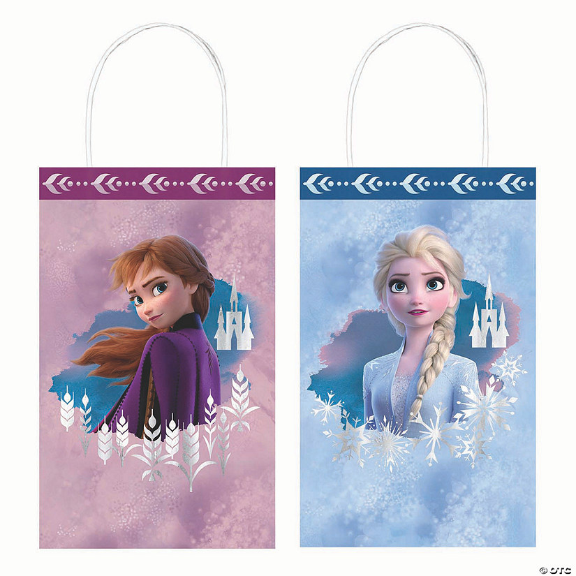 Disney's Frozen II Stamped Kraft Paper Bags Audio Thumbnail
