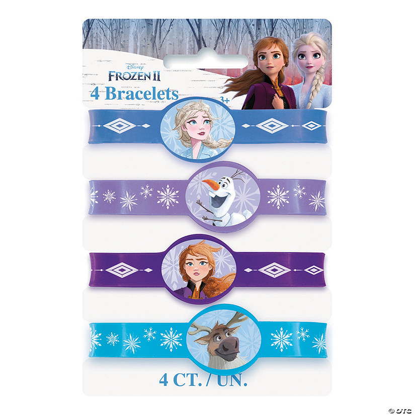 Disney's Frozen II Stretchy Bracelets Audio Thumbnail