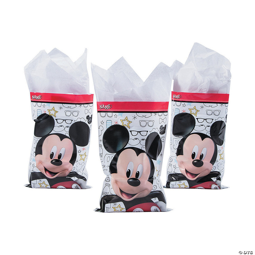 Disney S Mickey And The Roadster Racers Goody Bags13814017