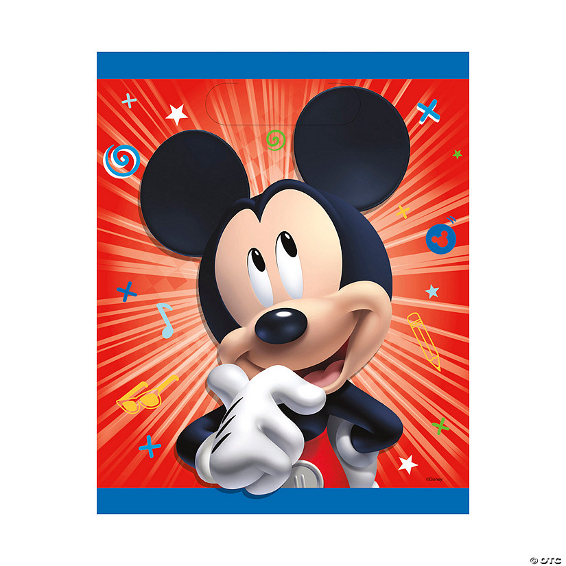 Disney's Mickey Mouse Party Loot Bags Audio Thumbnail