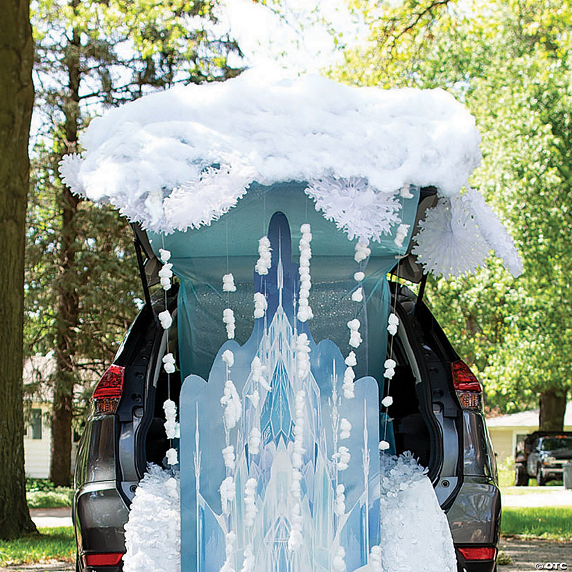 Disney<sup>&#174;</sup> Frozen Trunk-or-Treat Decorating Kit Image Thumbnail