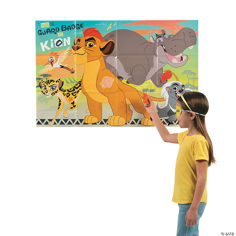 Disney® The Lion Guard Party Game