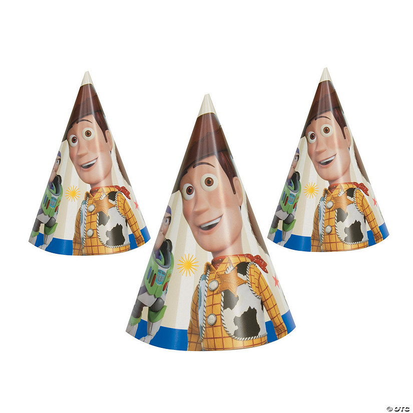 Disney Toy Story 4™ Cone Party Hats Audio Thumbnail