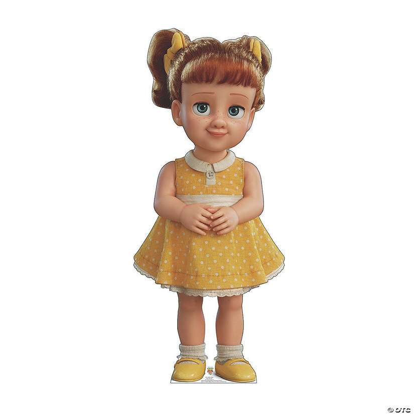 Disney Toy Story 4™ Gabby Gabby Stand-Up Audio Thumbnail