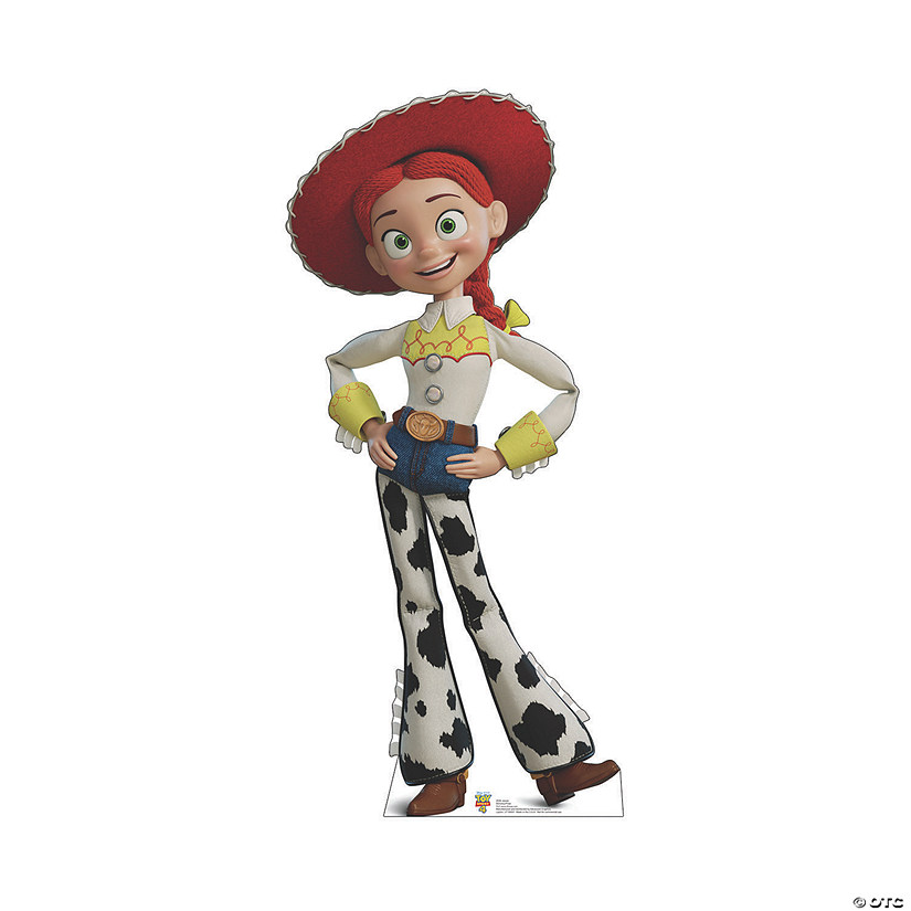 Disney Toy Story 4™ Jessie Stand-Up Audio Thumbnail