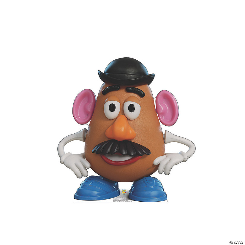 Disney Toy Story 4™ Mr. Potato Head Stand-Up Audio Thumbnail