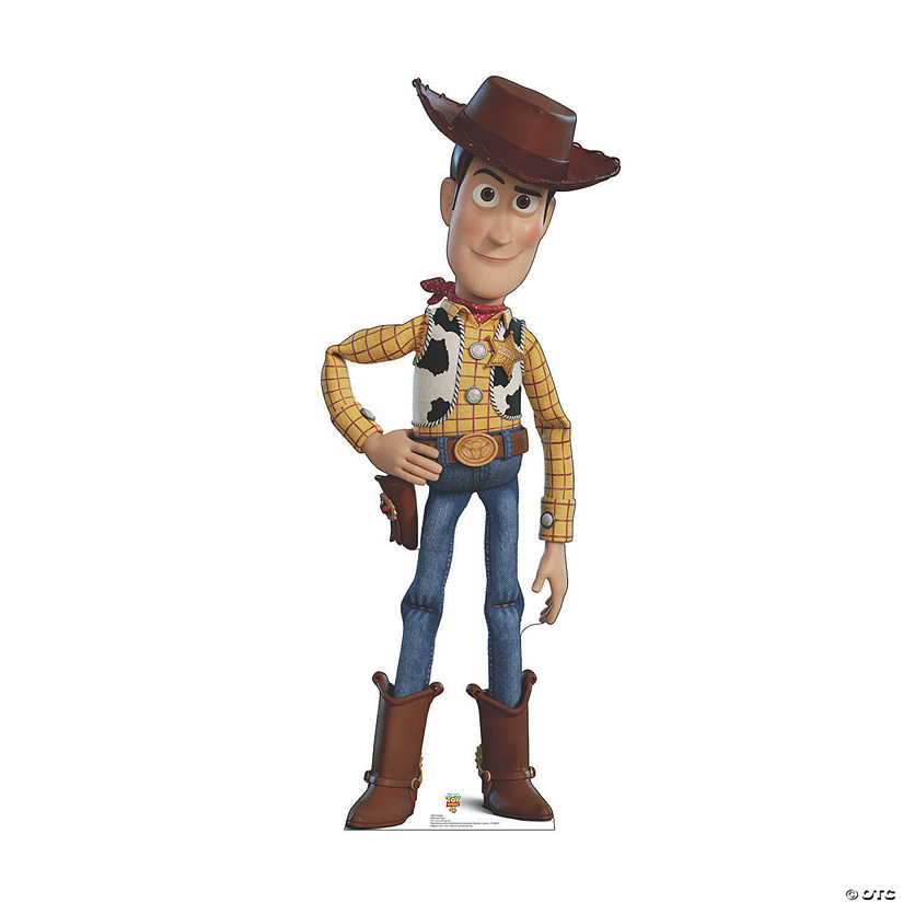 Disney Toy Story 4™ Woody Stand-Up Audio Thumbnail
