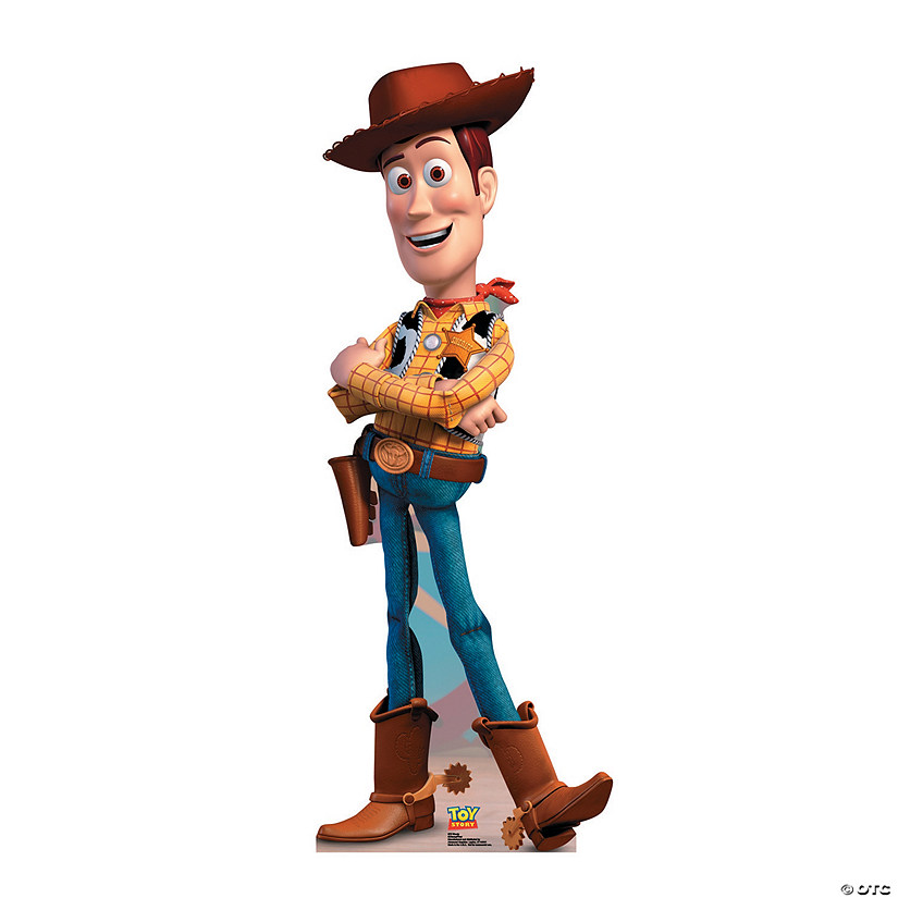 Disney Toy Story™ Woody Cardboard Stand-Up