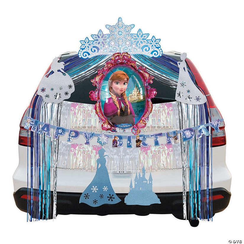 Disney's Frozen II Birthday Car Parade Decorating Kit Audio Thumbnail