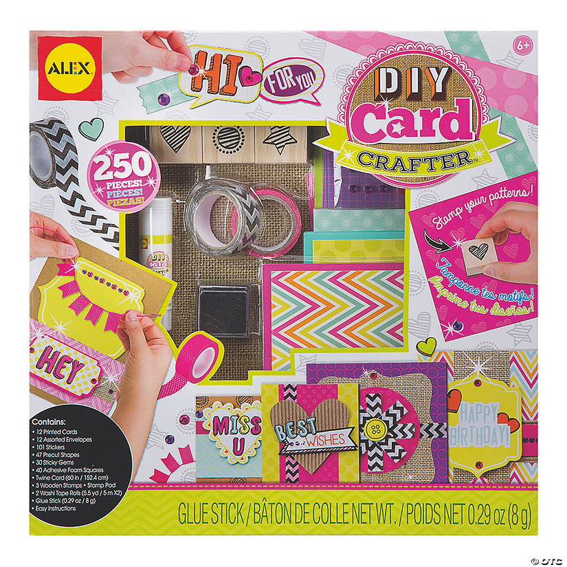 DIY Card Crafter Kit- Audio Thumbnail