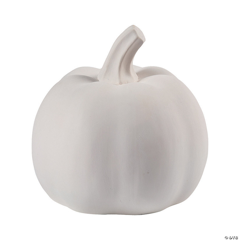 DIY Ceramic Pumpkin Image Thumbnail
