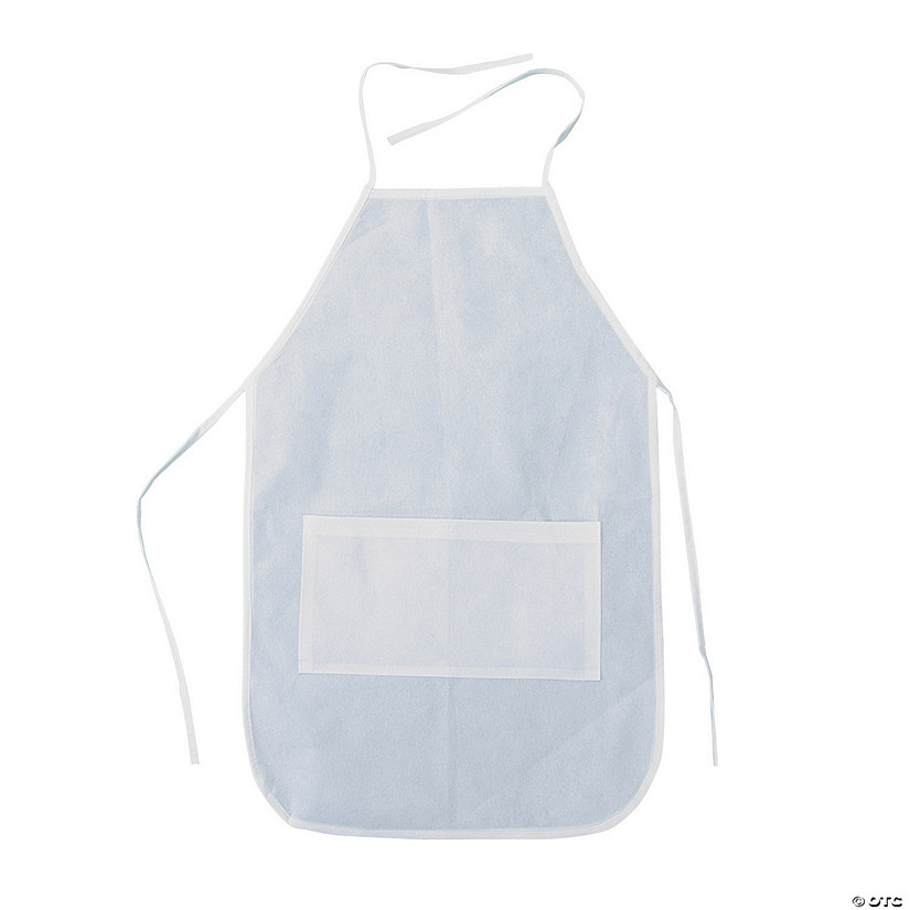 DIY Child's Apron with Pockets Image Thumbnail