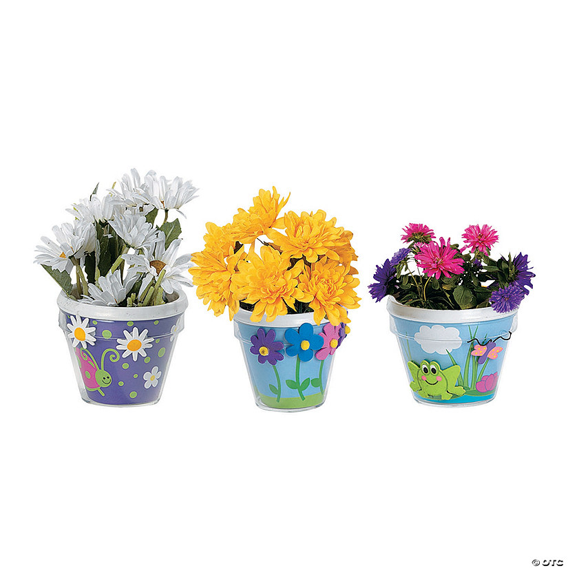 DIY Flowerpots - 48 Pc. Audio Thumbnail