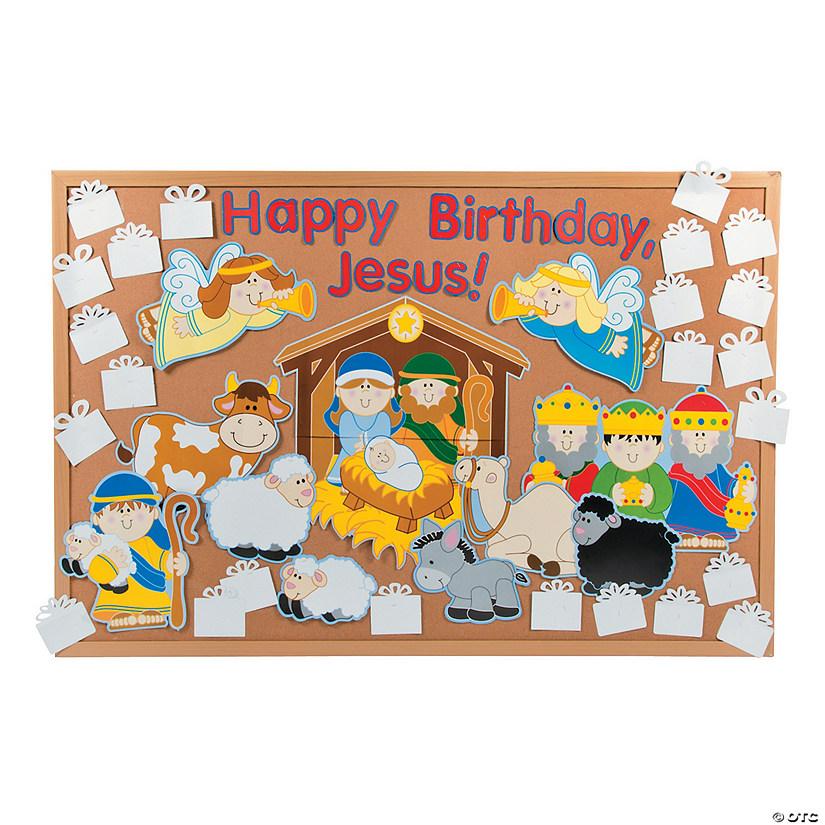 DIY 8220Happy Birthday Jesus8221