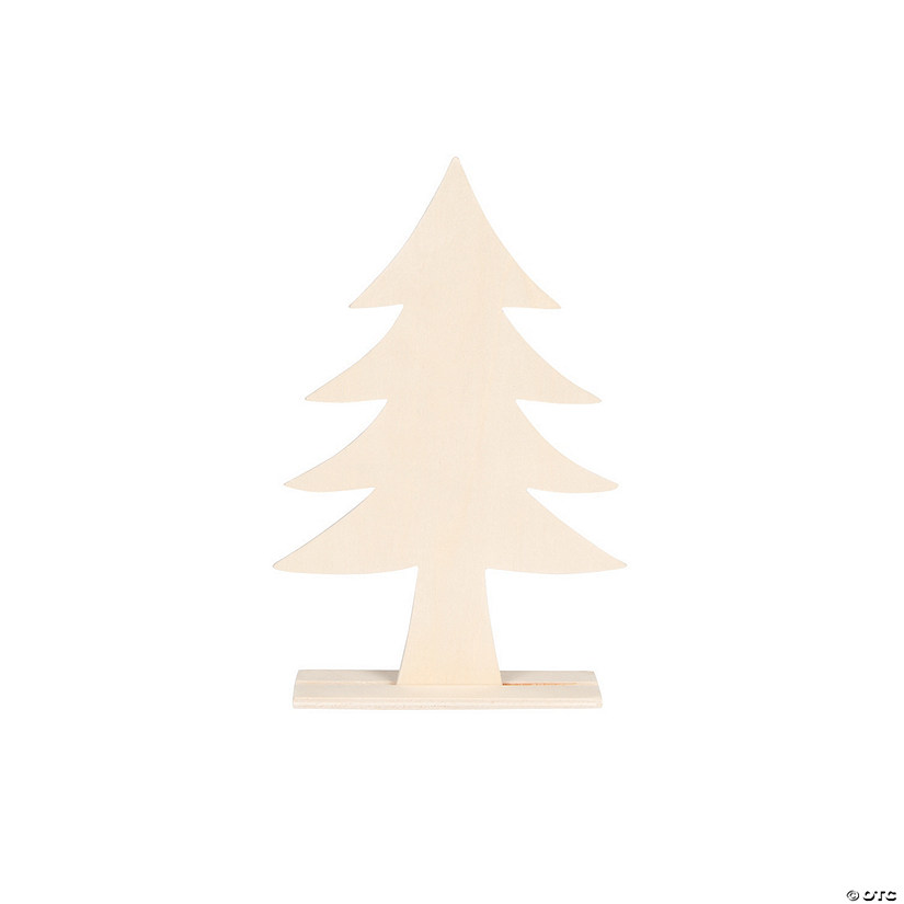 Diy Unfinished Wood Christmas Tree Discontinued