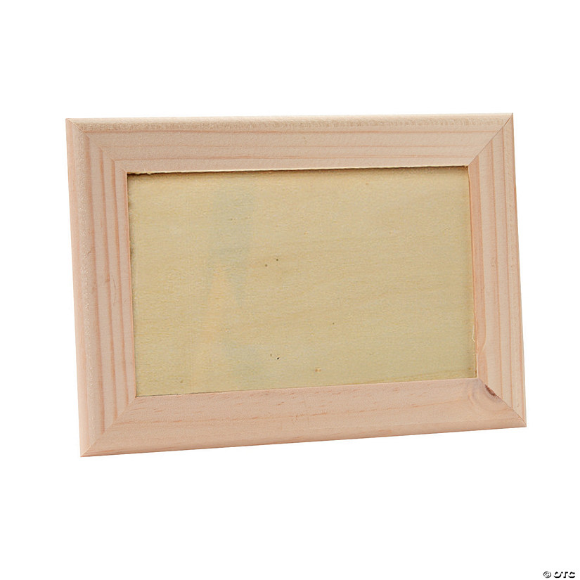 DIY Unfinished Wood Picture Frames Audio Thumbnail