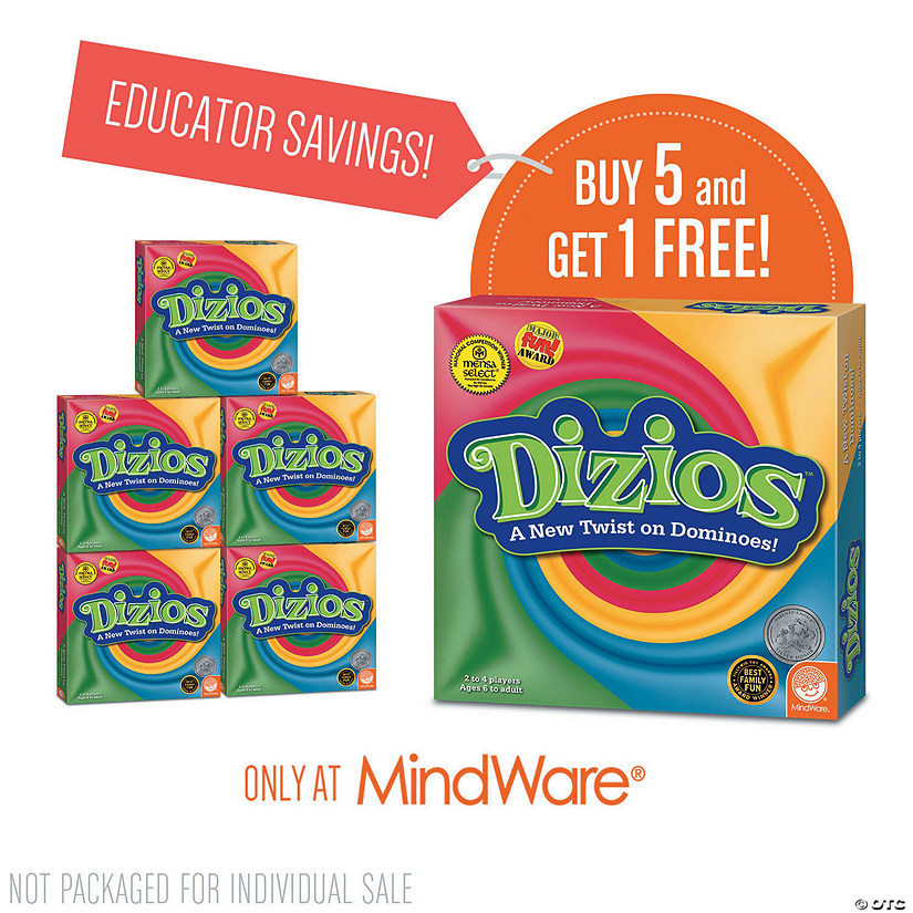 Dizios: Classroom Set of 6 Audio Thumbnail