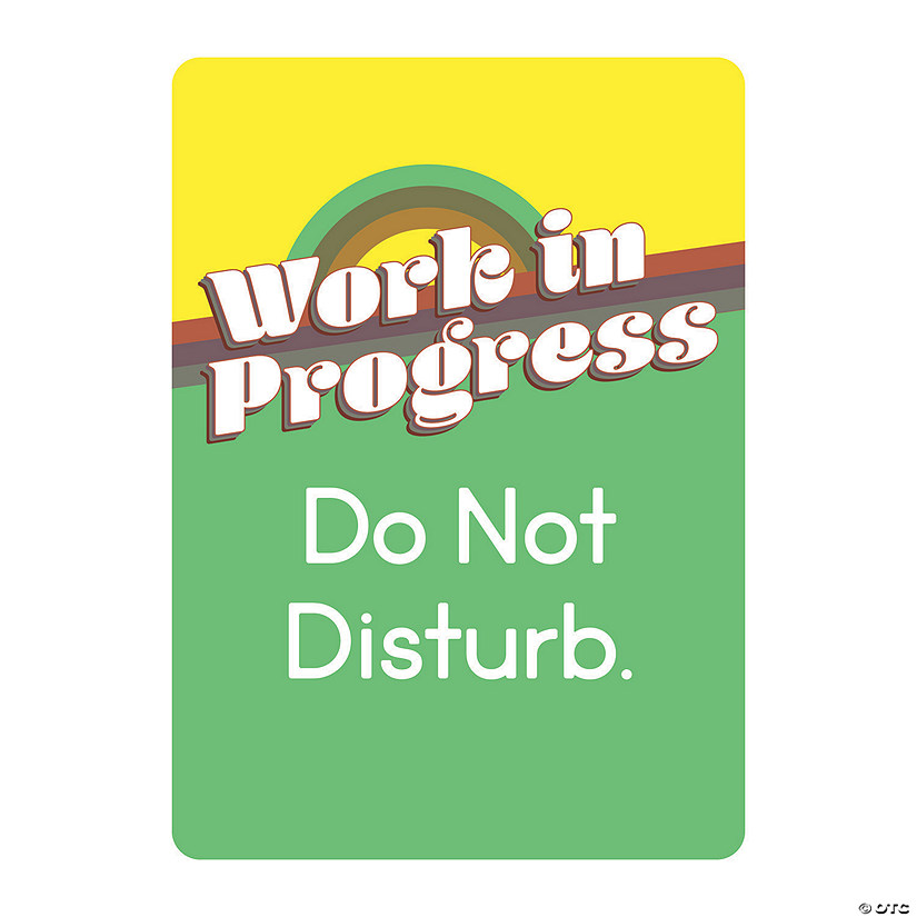 Do Not Disturb Peel & Stick Decals Image Thumbnail