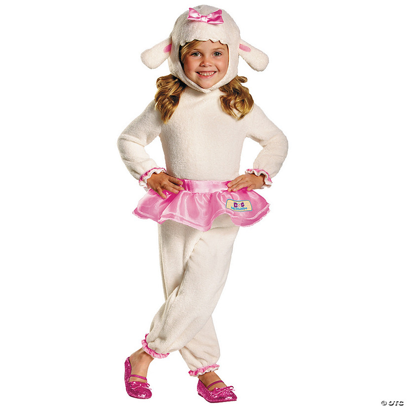 Doc McStuffins Lambie Costume for Girls Audio Thumbnail