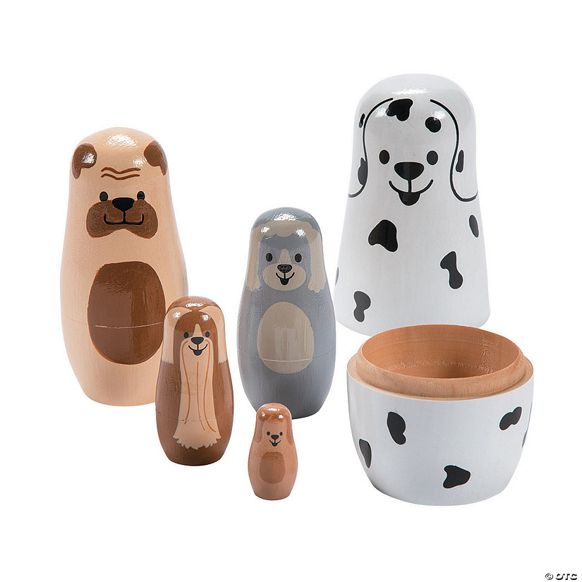 Dog Nesting Dolls Audio Thumbnail