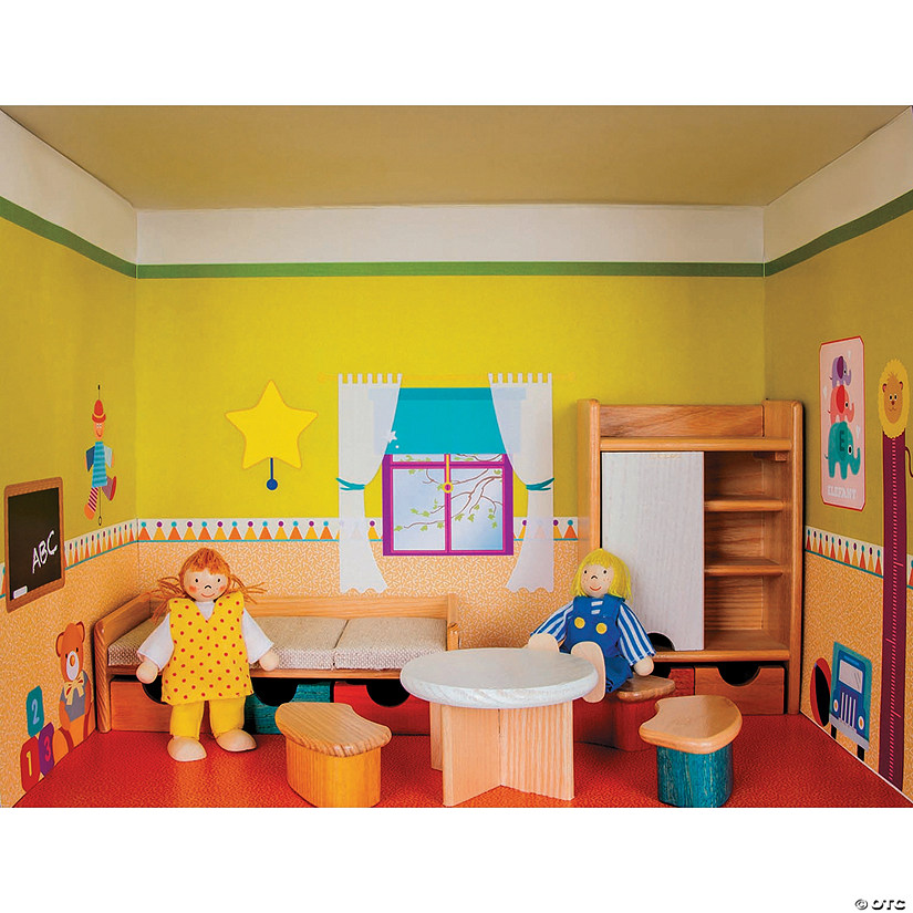 Doll House Rooms: The Children's Room Image Thumbnail