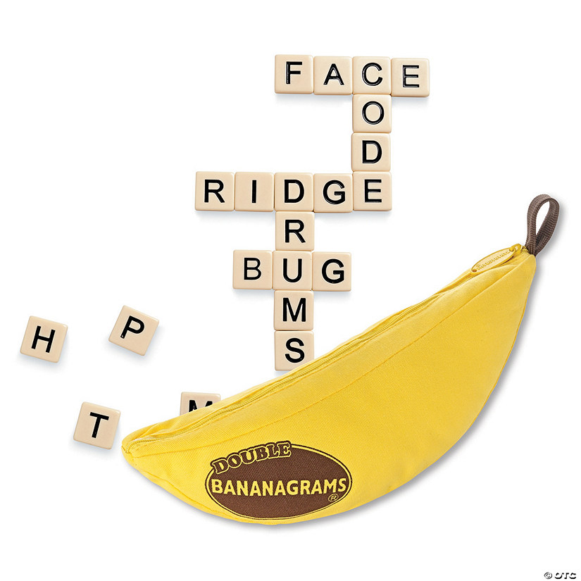 Double Bananagrams Audio Thumbnail