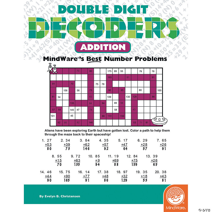 Double Digit Decoders: Addition Image Thumbnail